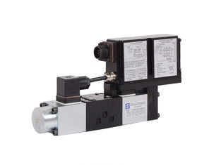 Flusso proporzionale idraulico -10 105L/MIN P=30bar della valvola 06 di MA-DHZO MA-DKZOR