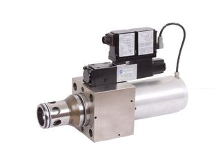 6300L/min valvola proporzionale idraulica 25, 32 della cartuccia di modo della valvola MA-LIQZO-LES 2