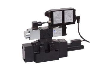 Flusso proporzionale idraulico 600L/min, pressione 350bar della valvola di MA-DPZO-T