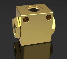 Navetta idraulico elettrovalvole Valvole direzionali SF-H10L per gru cingolata