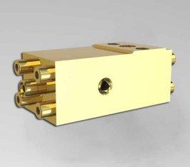 Porcellana SO2 Costruzione Tow direzionale idraulico blocco valvola fornitore