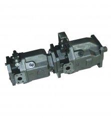 Porcellana Axial Piston pressione controllo Tandem pompa idraulica A10VSO140 per 1800 giri/min fornitore
