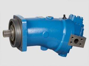 Pompe a pistoni Rexroth A6VM idrauliche per 80 / 107 / 125 / 160 cc