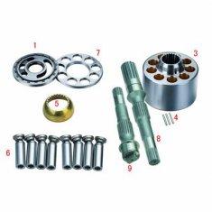 PC60/200/220/300 - (HPV95/132) la pompa idraulica 6/7 di KOMATSU parte