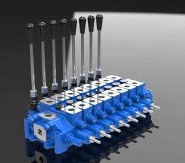 Porcellana Idraulica sollievo combinato Spool controllo direzionale valvola HCD6 fornitore