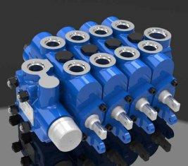 Porcellana Ingegneria Multi modo idraulico valvola di controllo direzionale 4GCJX-G12L fornitore